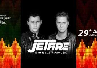 Club Cubic presents Jetfire