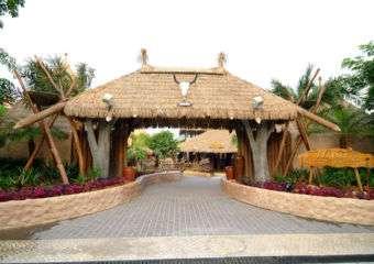 Afrikana entrance