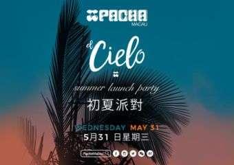 El Cielo – Summer Launch Party Pacha Macau