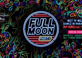 Full Moon Party Club Cubic