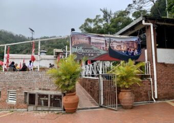 Gondola Restaurant Exterior Front Macau Lifestyle