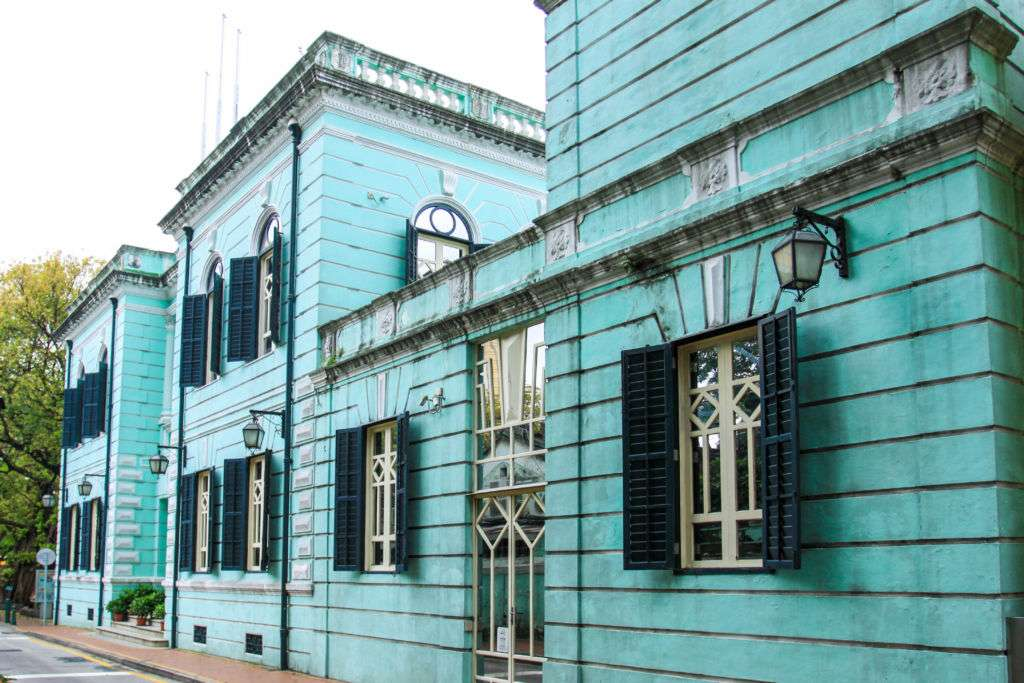 Museum of Taipa and Coloane History buildings