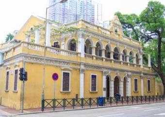 Macao Tea Culture House 1