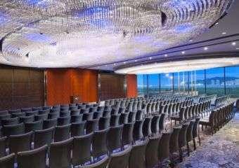 Mandarin Oriental conference room