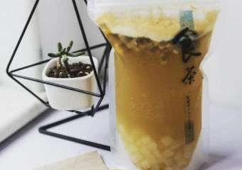 Natural Tea bag drink