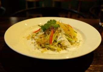 Naughty Nuri coconut salad