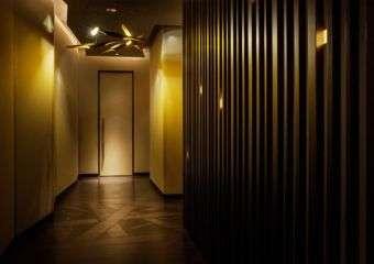 Ritz CArlton – ESPA – Hallway