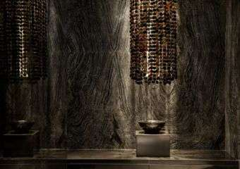 Ritz Carlton – ESPA Ice Fountain