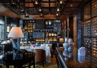 Ritz Carlton – Lai Heen Dining Area 1