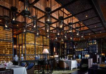 Ritz Carlton – Lai Heen Dining Area 2