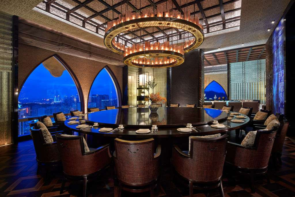 Macau Restaurants With a View Lai Heen