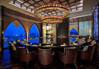 Ritz Carlton – Lai Heen Main Private Dining Room