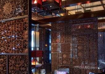 Ritz Carlton – Lai Heen Private Dining Area