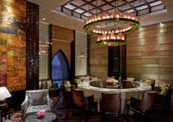 Ritz Carlton – Lai Heen Private Dining Room