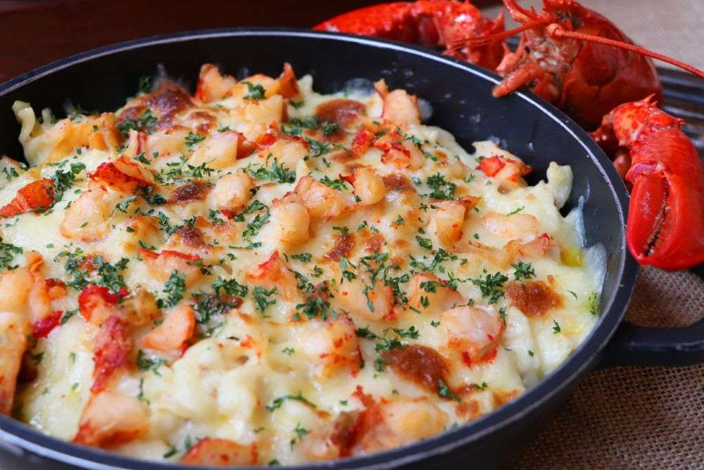 Sofitel Macau Mistral-Lobster Mac and Cheese