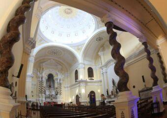 St Josephs Church Interior