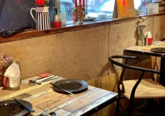 Tacos Tables Close to the Window Macau Lifestyle