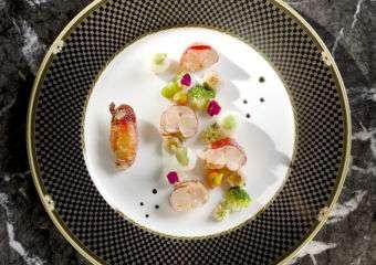The Ritz-Carlton Cafe Le Homard