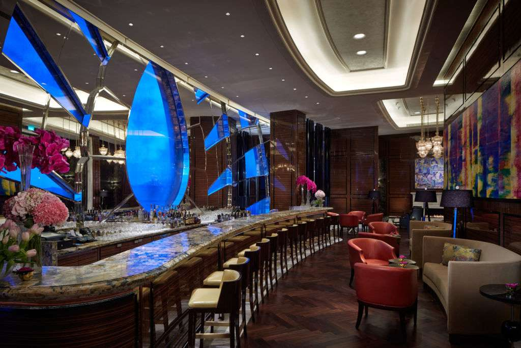 The Ritz Carlton Bar and Lounge Interiors