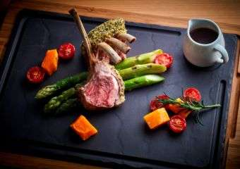 Three Kinds of Chef Specialty Lamb promotion