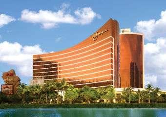 Wynn Macau Exterior