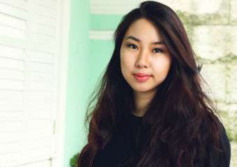 Close up shot of Josephine Lam of Loving Macau