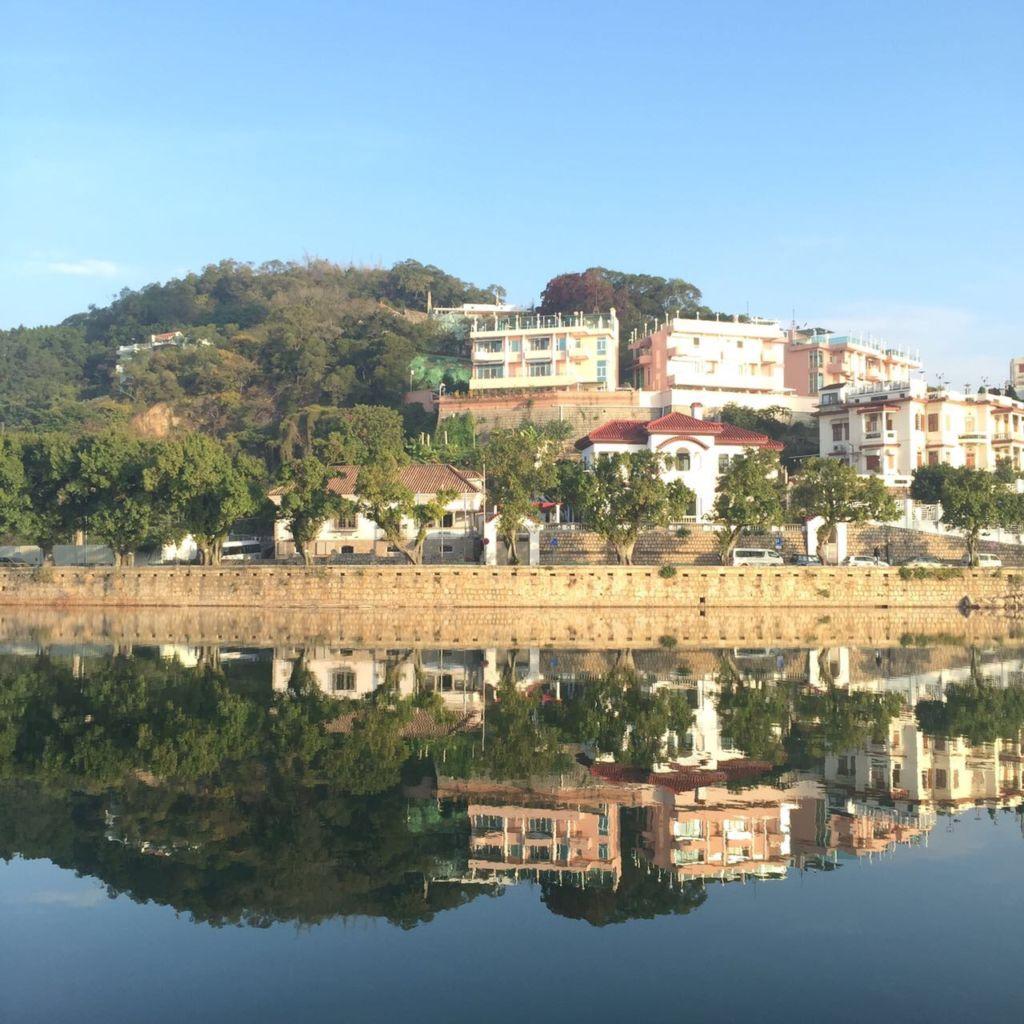Stunning scenery of Macau