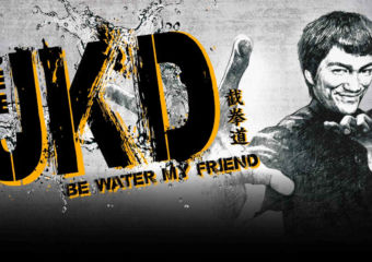 A Tribute to Bruce Lee JKD Be Water my Friend