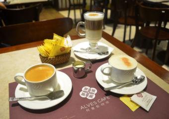 Alves Cafe drinks