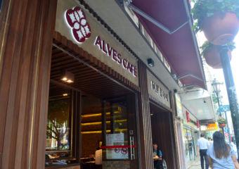 Alves Cafe Praia Grande