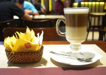 Alves Cafe macchiatto
