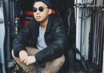 Filmmaker Cheok Lei