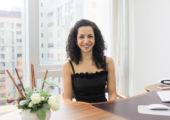 Director of the Dali Clinic Dalila Gomes