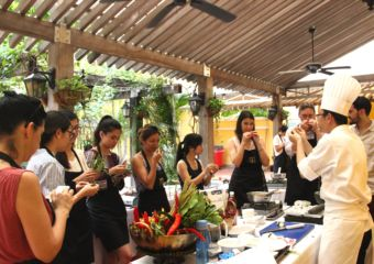 Grand Lapa Cooking Class
