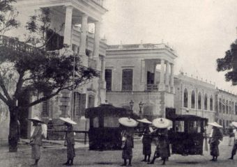 Macau's Government Headquarters taken in 1908