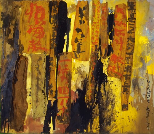 abstract paintings 2