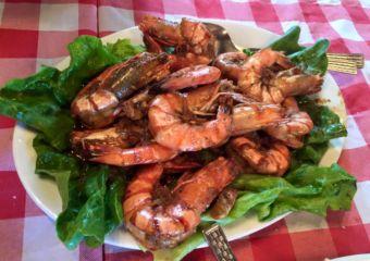 fernandos shrimp dish