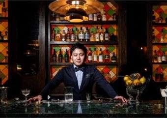 Mandarin Oriental, Macau Lifestyle Gibson-bartender