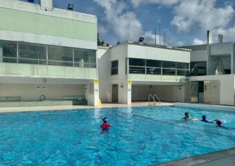 Carmo Outdoor Swimming Pool Macau Lifestyle