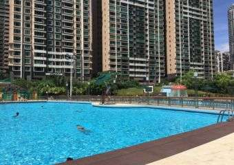 Taipa Central Park swimming pool