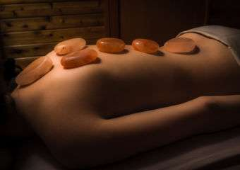 Bodhi Spa in Conrad Macau, Himalayan Salt Stones Massage
