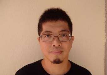 Artist Tong Chong in Taipa, Macau