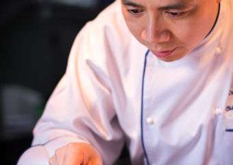 Guest Chef Gordon Guo from The Ritz-Carlton, Guangzhou