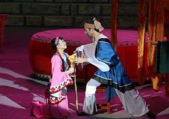 Performance to celebrate the 68th Anniversary of the National Day of the PRC MUlan