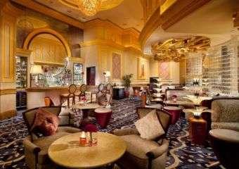 A shot of the Sofitel Macau RendezVous Lobby Bar in Macau.