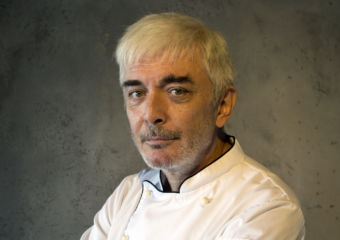 Portrait of chef Andrea Zanella