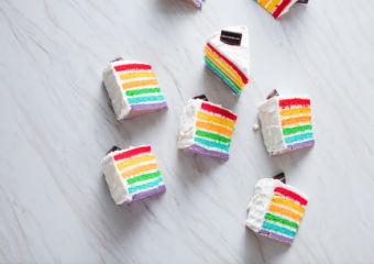 DEAN & DELUCA Macau Rainbow Cake