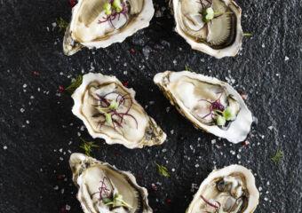 Daniel Sorlut oysters St Regis Macao