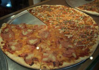 Honest Pizza – Pizza Close up