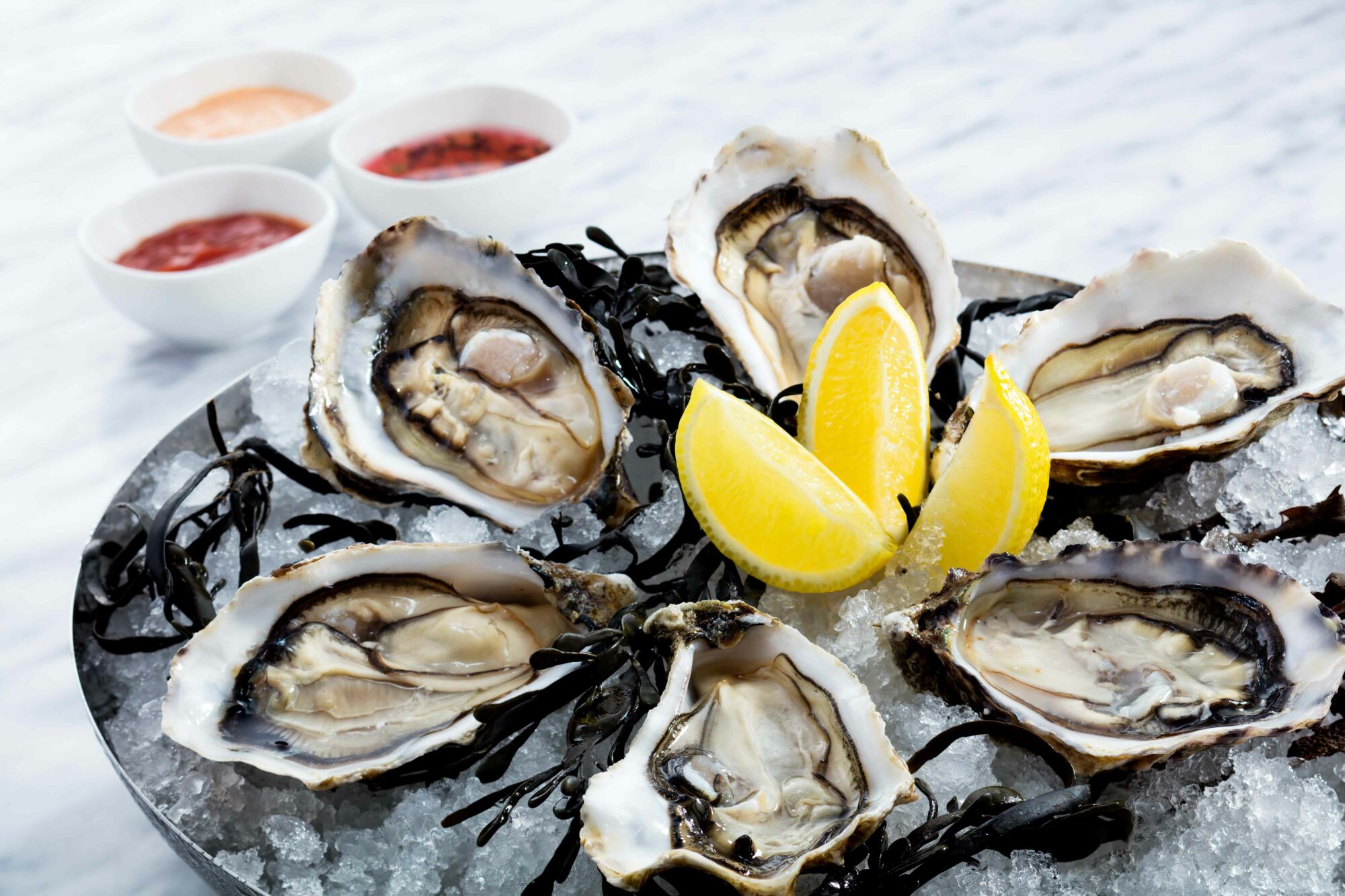 apron oysters